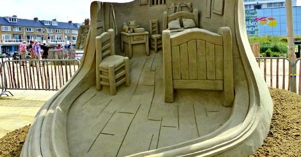 Sand Sculpture Festival