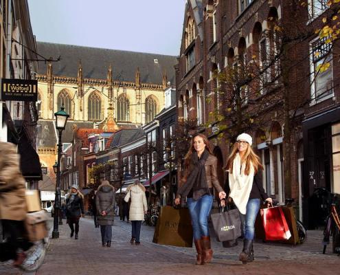 Shopping Haarlem