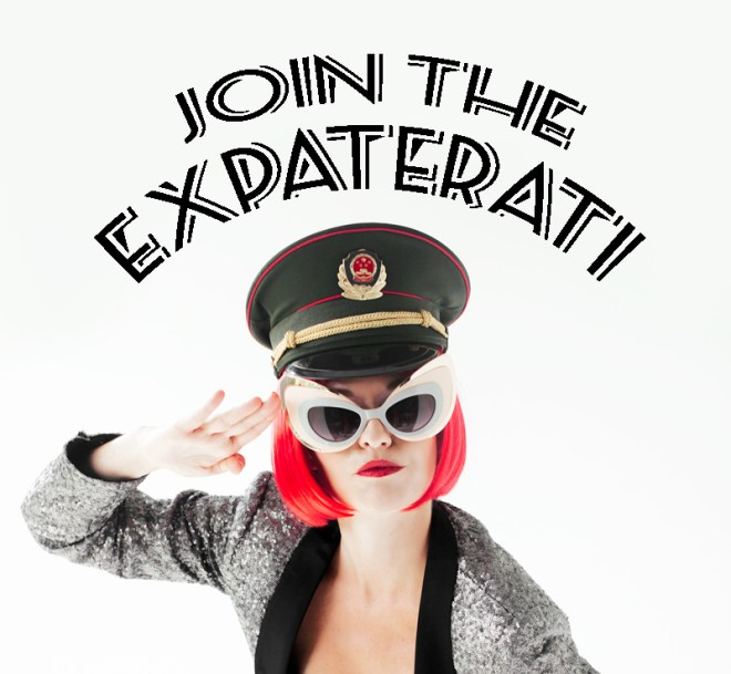 Join the Expaterati