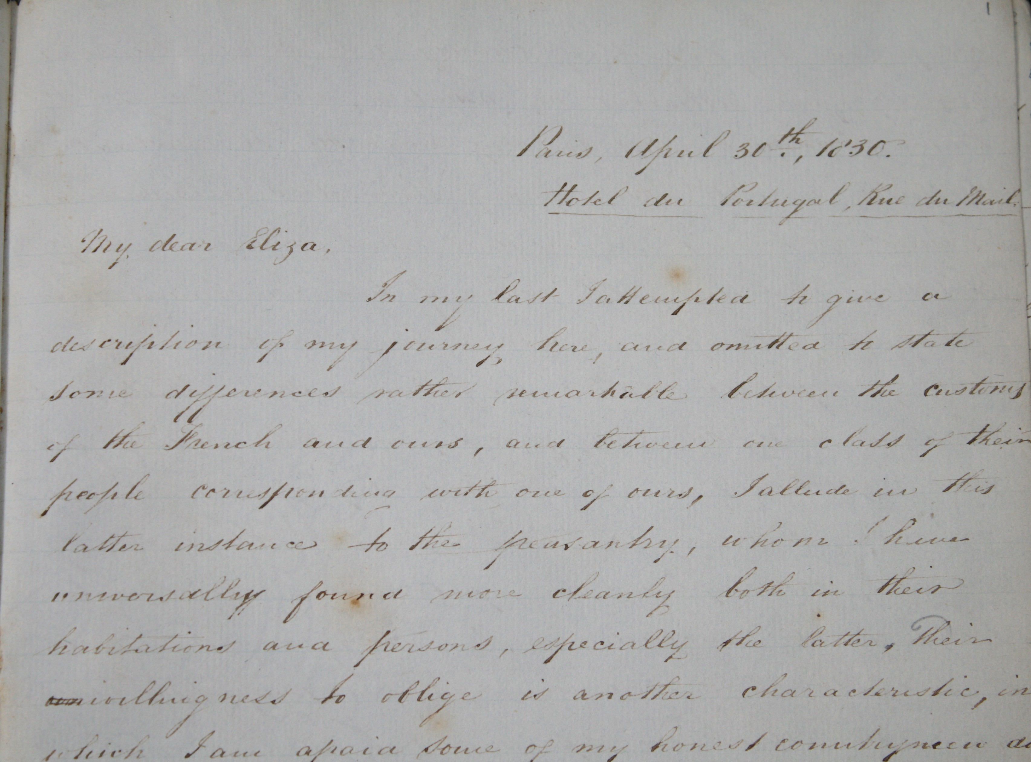 British Handwriting Professor John Jackson Introduced