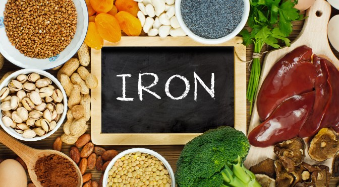 How much iron does my baby need?
