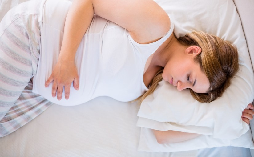 It's (Probably) Safe to Sleep on Your Back While Pregnant