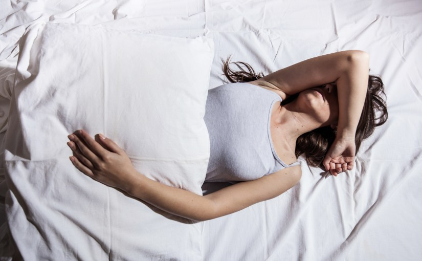 How I Overcame Postpartum Insomnia