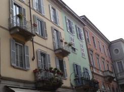 Häuser in Como