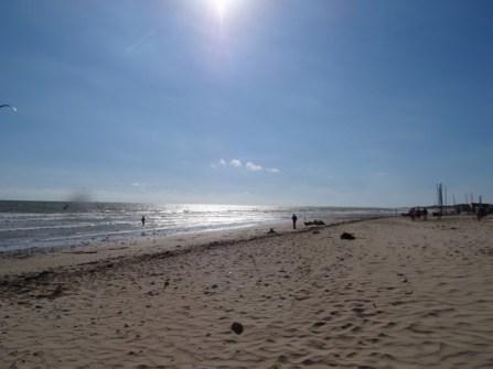 Strand von Ile de Ré