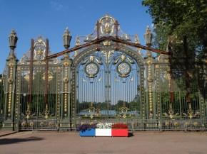 Tor zum Parc de la Tête d'Or