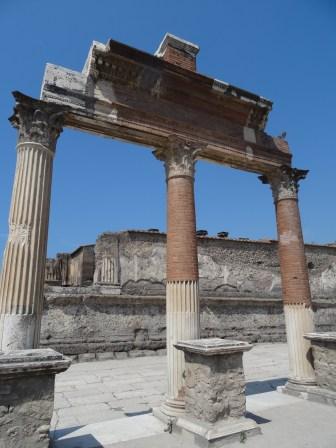 Tempel-Ruine