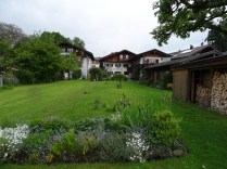 grüne Gärten