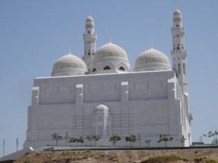 Al Ameen Moschee von Muscat bei Tag