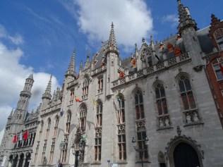 Stadhuis von Brügge