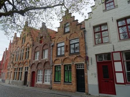 typische Wohnhäuser