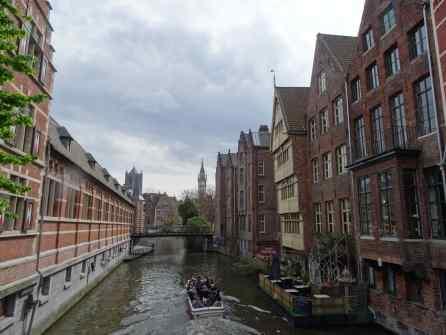 Kanal-Blick