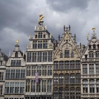 Grote Markt Fassaden
