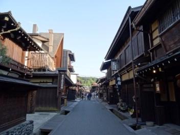 typische Holzhäuser
