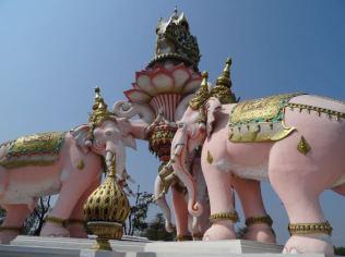 Elefanten bringen Glück