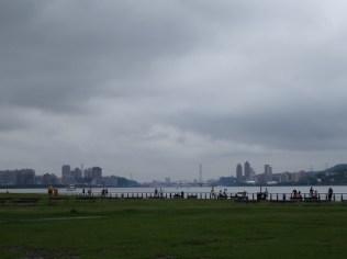 Skyline ton Taipei