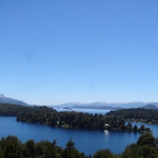 die Seenplatte Argentiniens