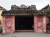 Tempel in Hoi An
