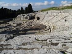 Teatro Greco bei Syrakus