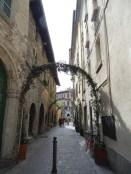 ruhige Gassen in Bellagio