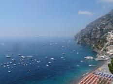 Bucht von Positano