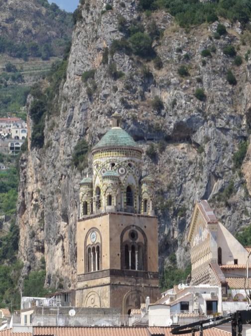 Kirche in Amalfi