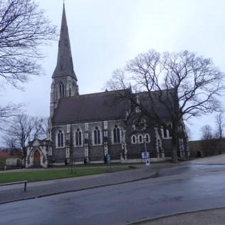 St. Alban's Kirche