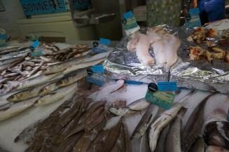 Fischmarkt in Bordeaux