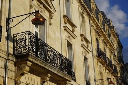 Historische Straße(nbeleuchtung)