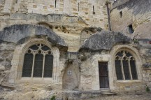 Fenster im Stein