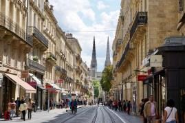 Alltag in Bordeaux