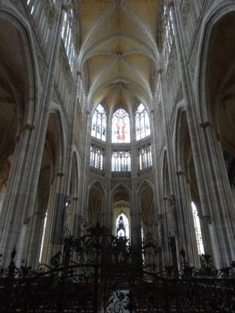 Temple St-Élois Innenraum