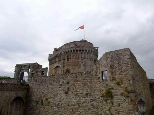 Stadtmauer von Dinan
