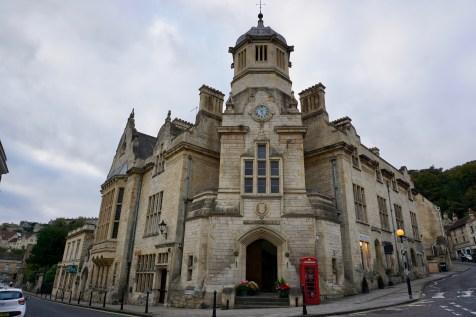 Kathedrale von Bradford-on-Avon