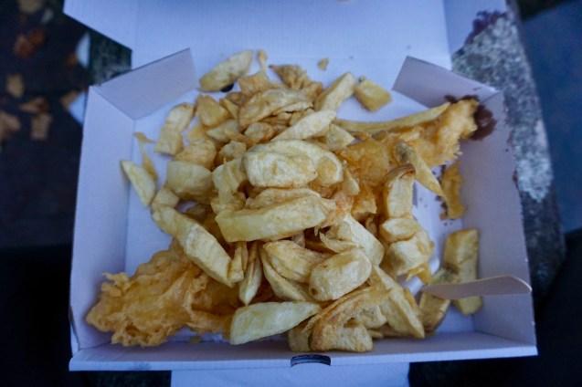 Fish & Chips in Bradford-on-Avon