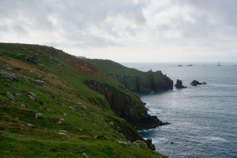 South Coast Path im Oktober