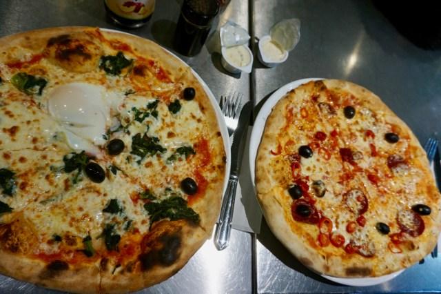 Icco Pizza, Soho