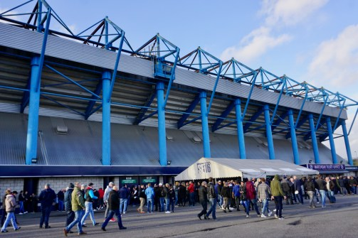The Den Stadion in England