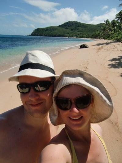 1. Beach-Selfie