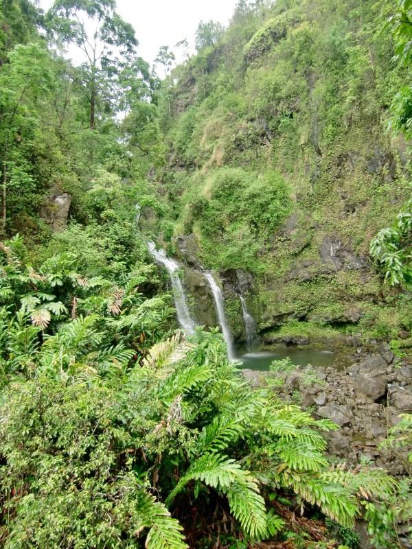 Wasserfälle & Seen
