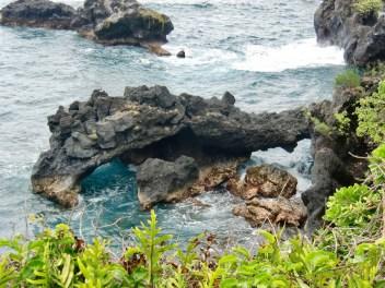Lava-Brücken