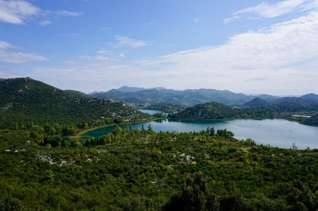 Die Bucht vor Dubrovnik