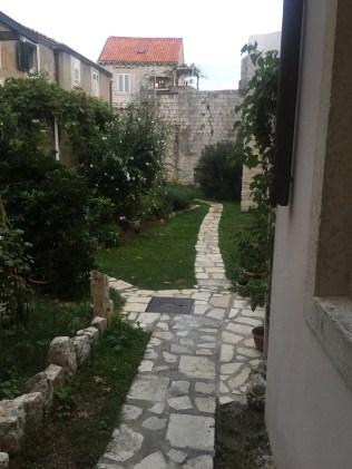 Garten in der Altstadt