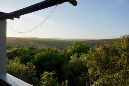 Addo Rest Camp beim Sonnenaufgang