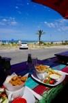 Mittagessen in Südafrika