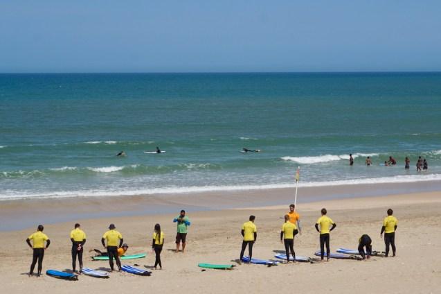 Südafrika zum Surfen lernen