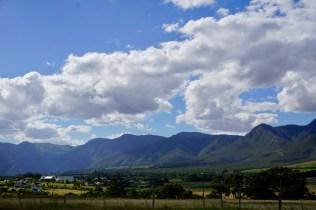Südafrikas Berge