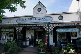 Alter Laden in Stellenbosch