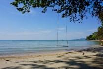 Absolute Stille am Meer