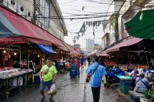 Bangkok und seine Märkte